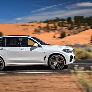 Provkörning: BMW X5 (2019)
