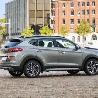 Direktrapport – Hyundai Tucson 2015