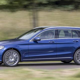 Rosttest: MERCEDES C 280 Avantgarde