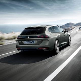 Peugeot 508 – rapport från provkörningen