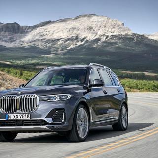BMW X7 som koncept