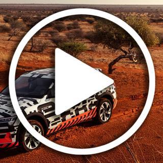 Webb-TV: Vi testar räckvidden i Audi e-tron