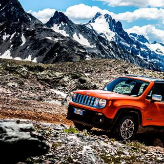 Rosttest: Jeep Renegade 2015