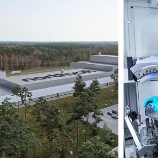 Northvolt öppnar fabrik i Polen