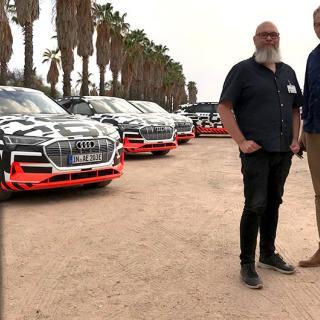 Video: Vi Bilägare provkör Audi e-tron