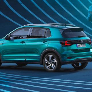Provkörning: Volkswagen T-Cross (2019)