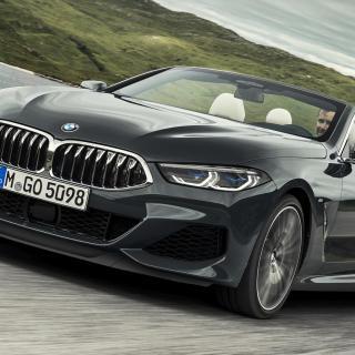 BMWs 8-serie i M-kostym