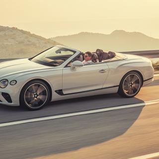 Slutkört för Bentley Mulsanne – och den klassiska V8-motorn