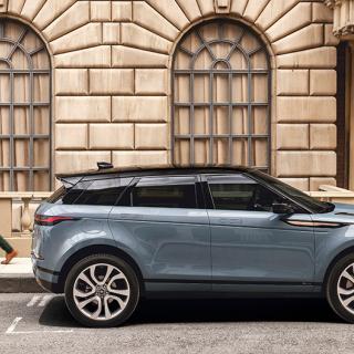 Range Rover Evoque: Plus och minus