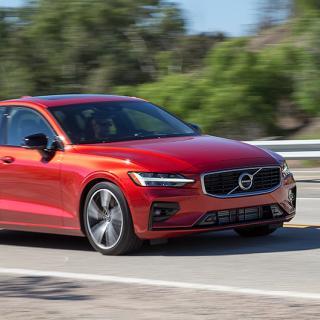 Made in USA – S60 är första bilen ut från Volvos nya fabrik i Charleston, South Carolina, på den amerikanska östkusten.