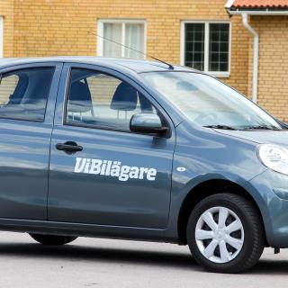 Nissan Micra är en världsbil som tillverkas på olika platser som Mexiko, Thailand och Indien.