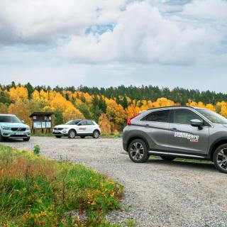 Provkörning: Volkswagen T-Roc Cabriolet (2020)