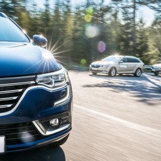 Renault Talisman Sport Tourer – Ny fransk kombi