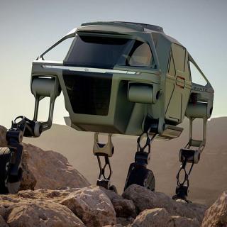 Hyundais kravlade bil blir verklighet