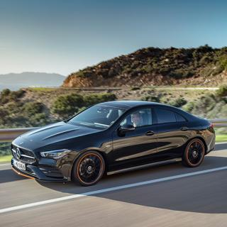 Provkört: Mercedes-Benz CLA (2020)