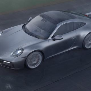 Snabbare takfällning i Porsche 911 Cabriolet