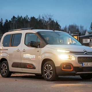 Citroën Berlingo.