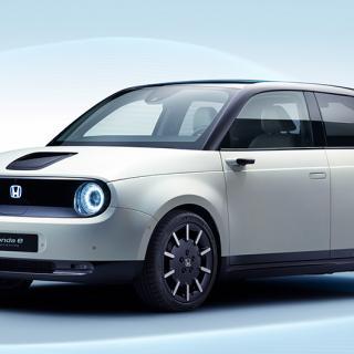 Provkörning: Honda e (2020)