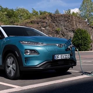 Prov: Hyundai Kona Hybrid (2019)