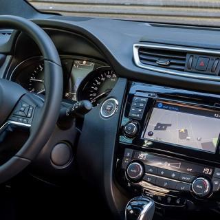 Frågeställaren är besviken på GPS-systemet i sin nya Nissan Qashqai.