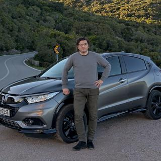 Rosttest: Honda HR-V (2016)