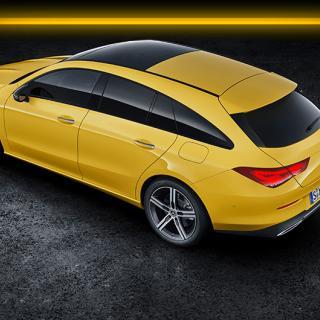 Provkörning: Mercedes-Benz CLA (2020)