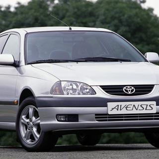 Rosttest: TOYOTA Avensis 1,8 CVT Business (2009)