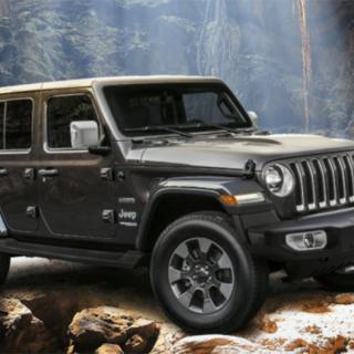 Svårt att få tillbaka Jeep