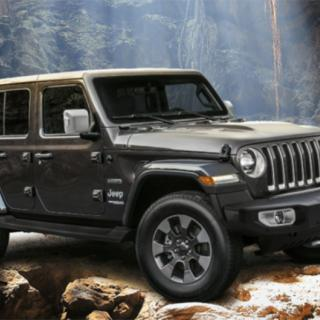 Provkörning: Jeep Patriot, Jeep Wrangler