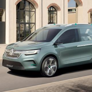 Provkörning: Renault Kangoo