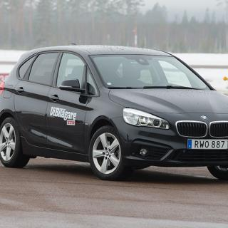 BMW 2-serie Active Tourer.