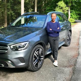 Ljustest: BMW X3, Land Rover Discovery Sport, Mercedes-Benz GLC (2016)