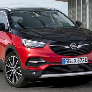 Rosttest: Opel Grandland X (2018)