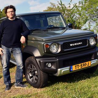 Provkörning: Suzuki Jimny (2019)