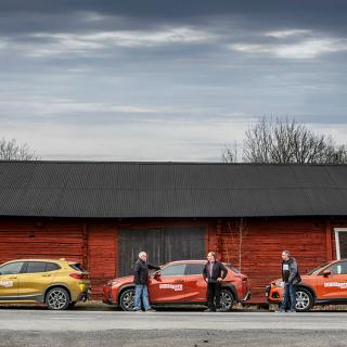 Rosttest: BMW X2 (2019)