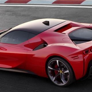 Ferraris drömsiffra –som ingen annan kommer i närheten av