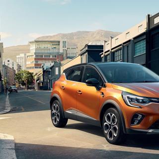 Provkörning: Renault Captur E-tech (2020)