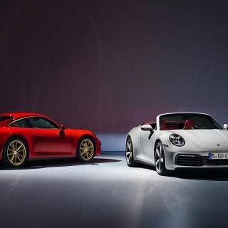 "Porsche 911 Targa officiell – så ser nya ""halvcabben"" ut"