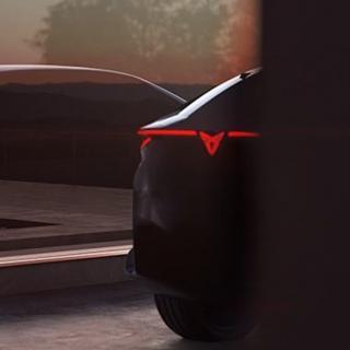 Ny bild på Cupras elbil