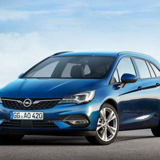 Rosttest: Opel Astra Sports Tourer (2017)