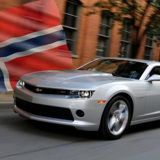 Nya Chevrolet Corvette Stingray