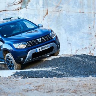 Dacia för citytrafik – första skissen