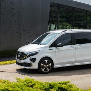 Provkörning: Mercedes V-klass (2019)