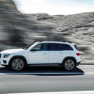 Provkörning: Mercedes-Benz GLB (2019)