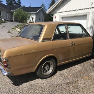 Ford Cortina 1600E 1969