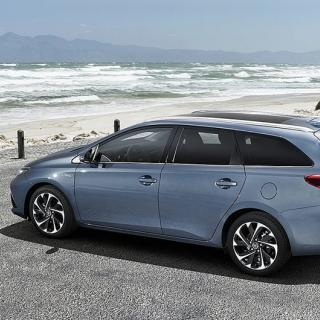 Biltest: Toyota Auris