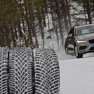 Bilfrågan: Ta bort stenar i vinterdäcken?