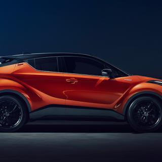 Ljustest: Toyota C-HR, Mazda CX-3, Mini Countryman (2017)