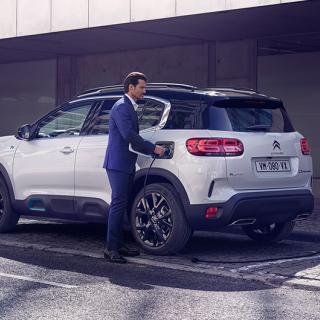Provkörning: Citroën C5 Hdi