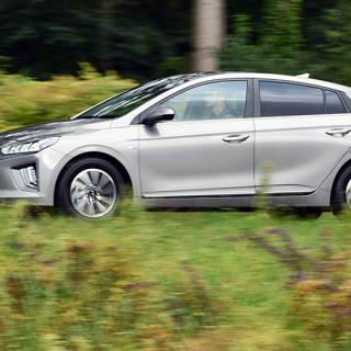 Rosttest: Hyundai Ioniq Electric (2018)
